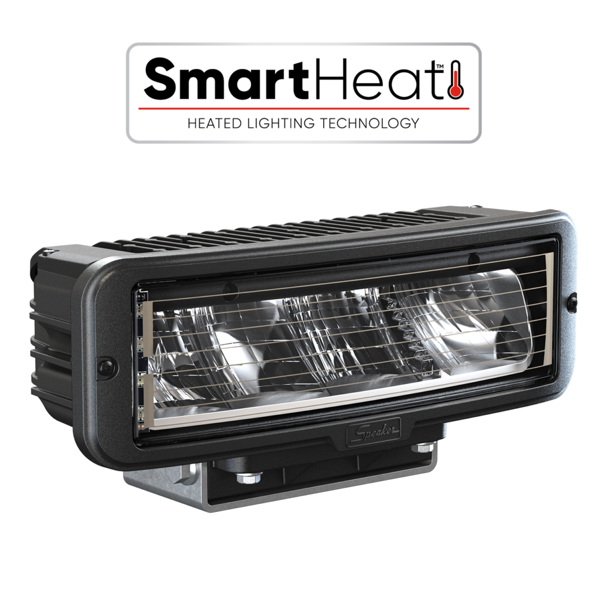 LED Heated Headlight – Model 9800