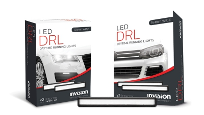 Invision LED Daytime Running Lights