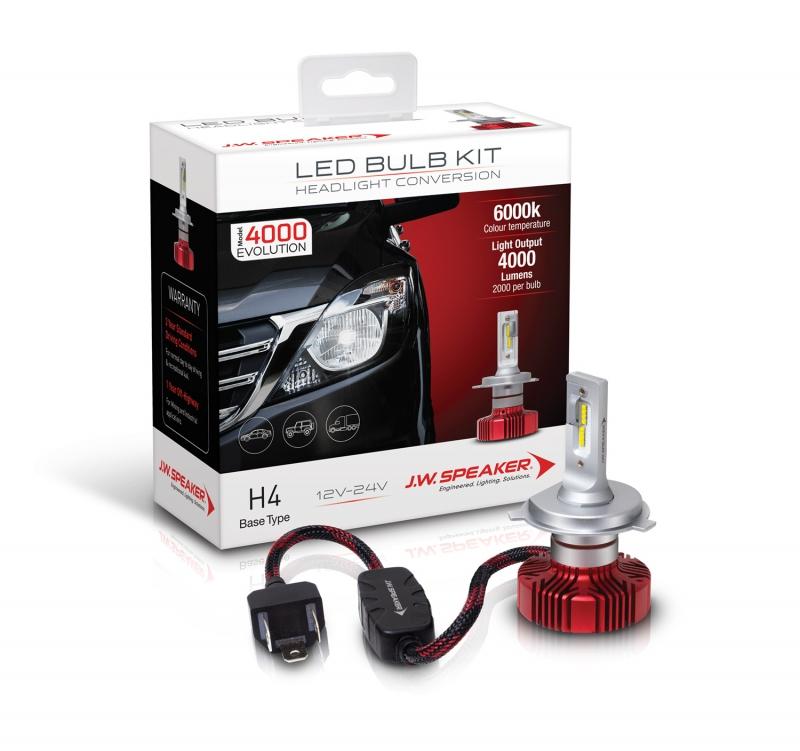 LED Headlight Bulbs