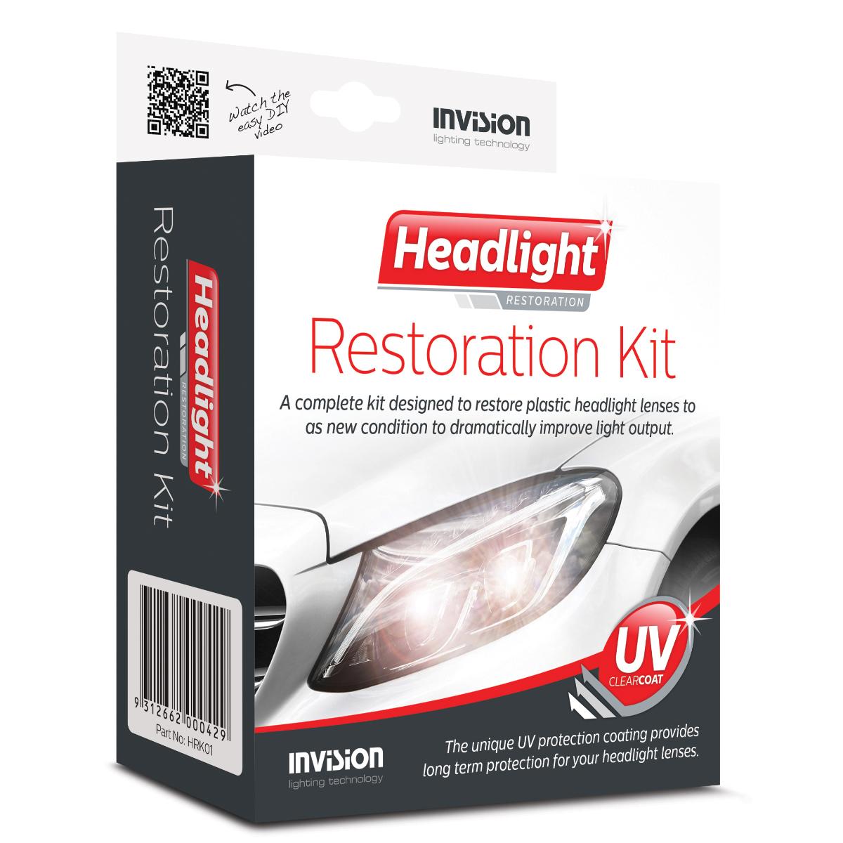 Headlight Restoration – DIY
