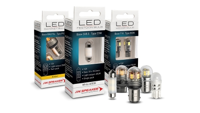 J.W. Speaker LED Signalling Bulbs