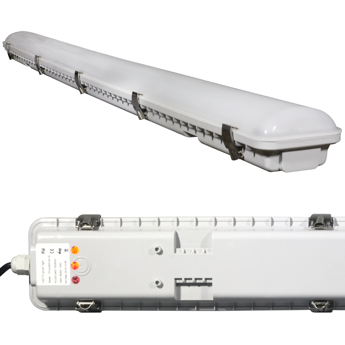 LED Waterproof Batten Lights – Model WB