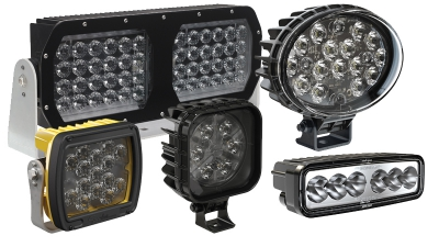 J.W. Speaker Work Lights