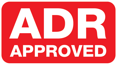 ADR Approved