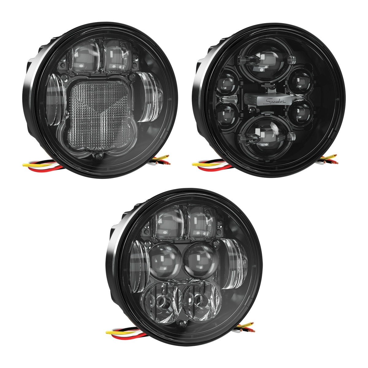 LED Headlights – Model 6130 Evolution