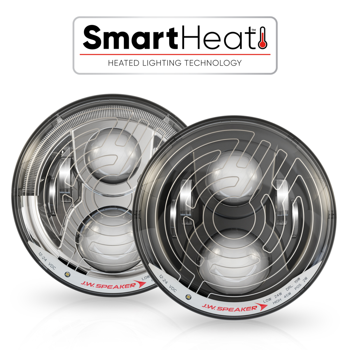Heated Lens LED Products