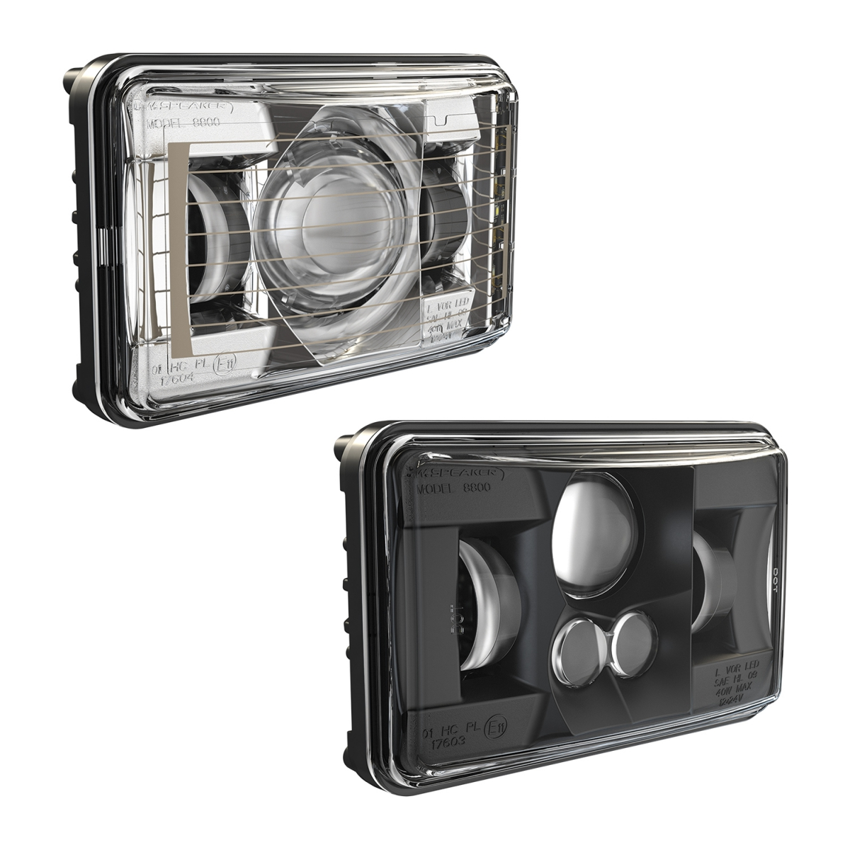 LED Headlights – Model 8800 Evolution 2