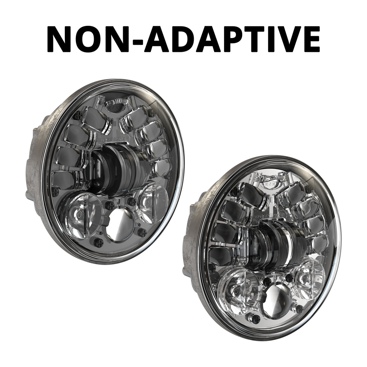 Motorcycle LED Headlights – Model 8690