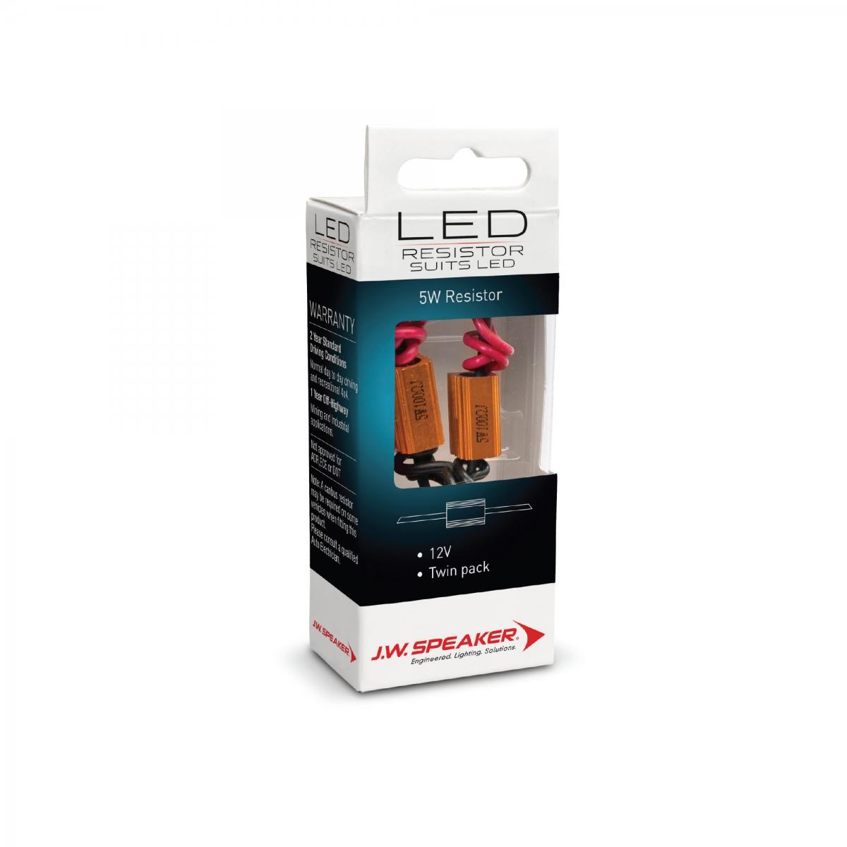 LED Signalling – Resistors